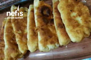 Kıymalı Patatesli Nefis Tava Böreği Tarifi