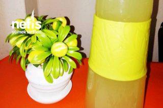 Limonata (Pastane Usulü) Tarifi