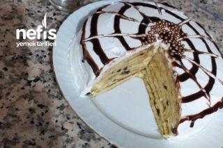 Pankek Pastası Tarifi