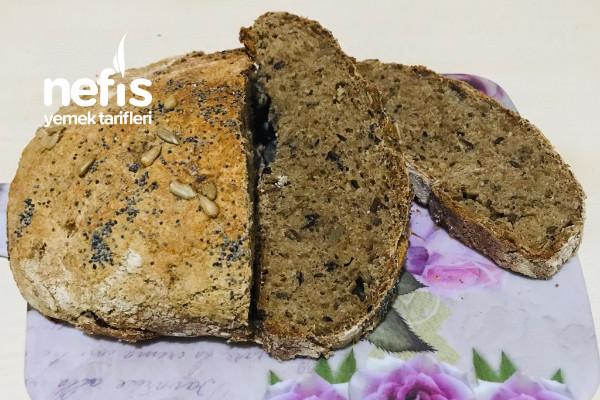 Siyez Unlu Tahıllı Ekmek Tarifi