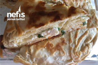 Tava Böreği (Dışı Çıtır İçi Yumuşacık) Tarifi