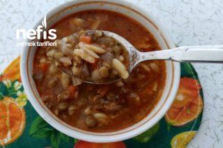 Yeşil Mercimek Çorbası – Çok Doyurucu Tarifi