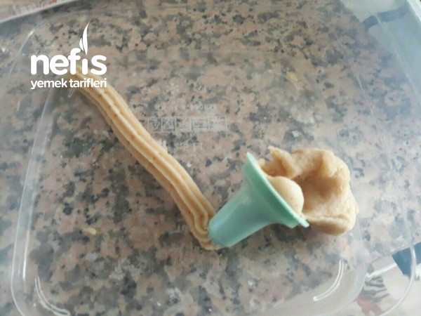 Yumurtasız Çıtır Çıtır Halka Tatlısı Pastaneden Almaya Son Verecek Tarif