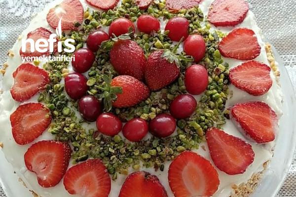 Doğum Günü Pastam (Pasta Kreması) Tarifi