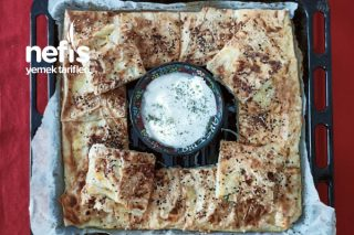 Dört Peynirli Tepsi Böreği Tarifi