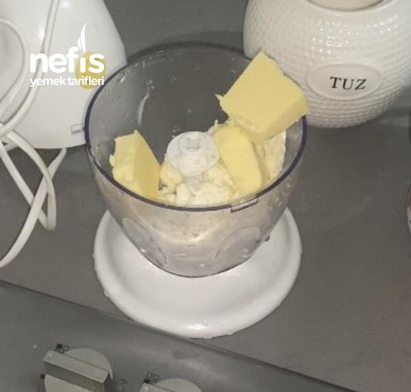 Ev Yapımı Labne Peynir