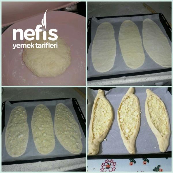 Peynirli Ekmek (Şekerli Ekmek)