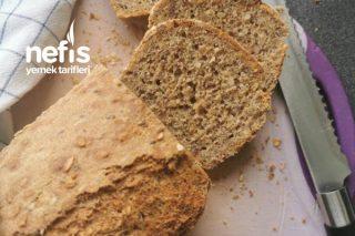 Sağlıklı Tam Buğday Ekmeğim Tarifi