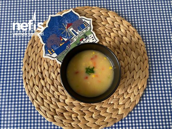 Sebze Çorbası – Vitamin Kaynağı