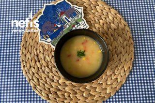 Sebze Çorbası - Vitamin Kaynağı Tarifi