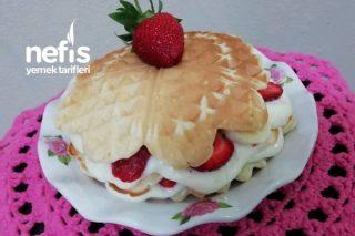 Waffle Pasta (Waffle Böyle Deneyin Harika) Tarifi