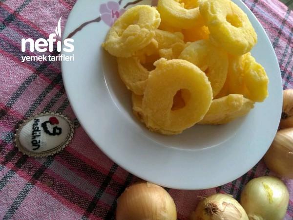 Altın Sarısı Soğan Halkalarım 2
