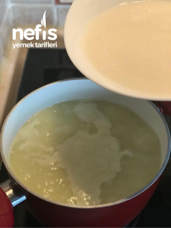Bulgurlu Kabak Çorbası