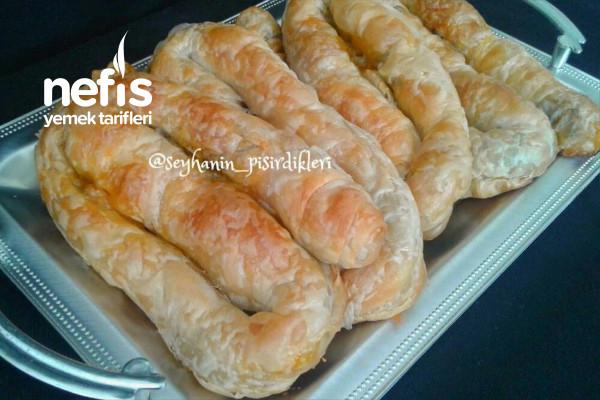 Çarşaf Böreği (Çıtır Çıtır) Tarifi