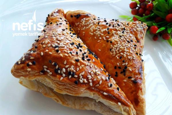 En Basitinden Talaş Böreği Tarifi