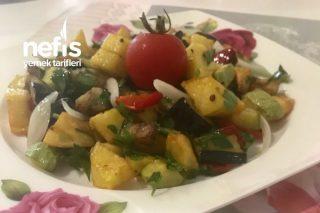 Kızartma Salatası Tarifi
