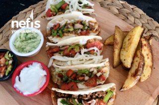 Meksika Usulü Muhteşem Lezzet Taco Tarifi