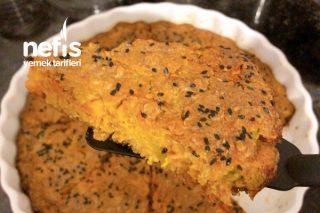 Meşhur Pırasalı Yulaf Böreği (Glutensiz, Böreğimsi) Tarifi