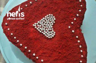Aşk Pastası (Red Velvet) Tarifi