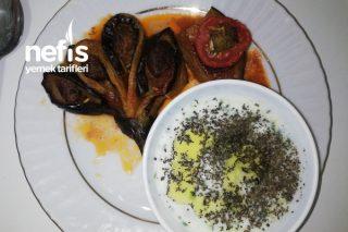 Çiçek Patlıcan Tarifi