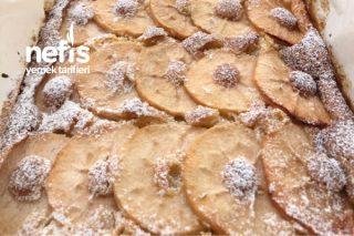 Ekşi Elmalı Kek Tarifi