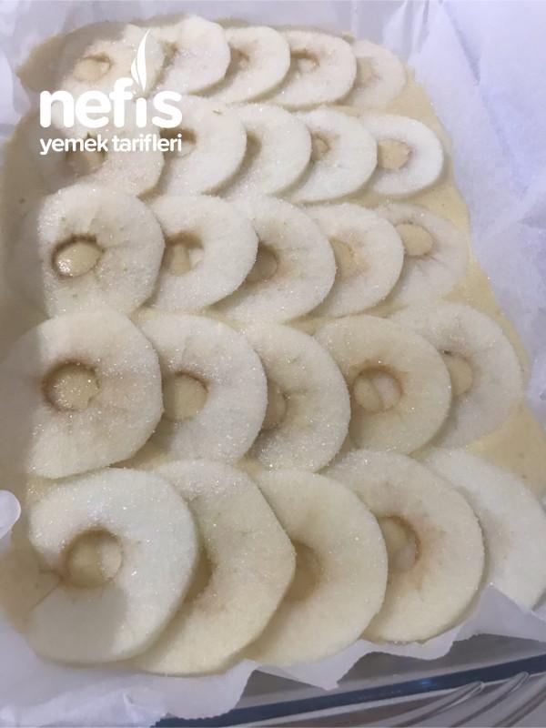 Ekşi Elmalı Kek