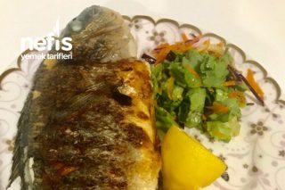 Izgara Balık (Levrek) Tarifi