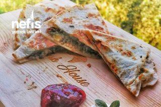 Meksika Mutfağının Lezzeti Quesadilla Tarifi