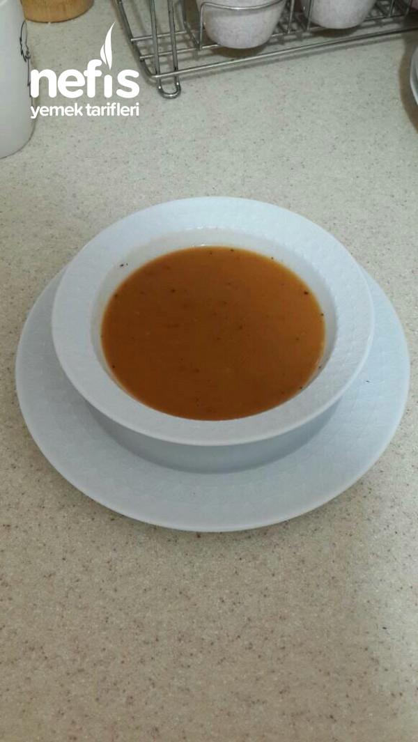 Organik Bebek Tarhana Çorbasi