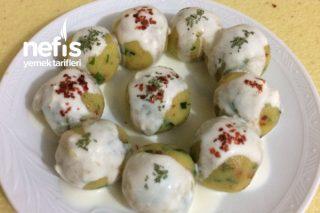 Patates Topçukları Tarifi