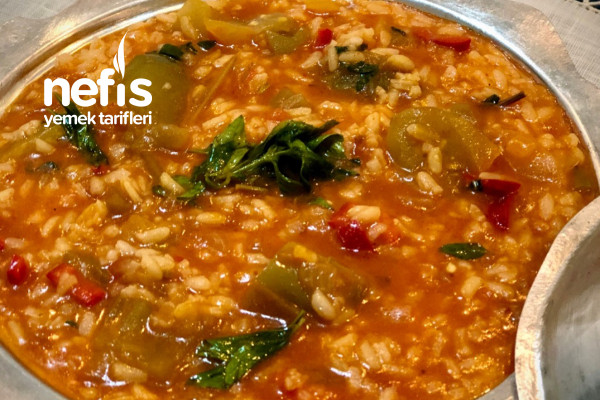 Pirinçli Civge (Cive) Antalya'nın Meşhur Yemeği Tarifi