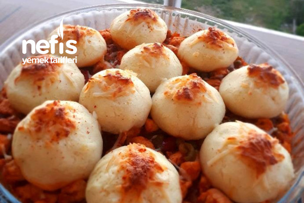 Porsiyonluk Tavuk Soteli Patates Tarifi
