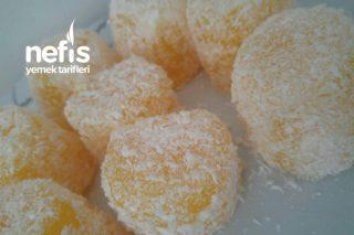 Portakallı Lokum (Tam İkramlık) Tarifi