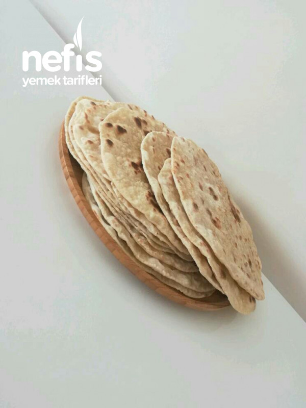 Saglikli İnce Lavas Ekmek(buzlukta muhafaza edin cikarip cikarip tuketin)