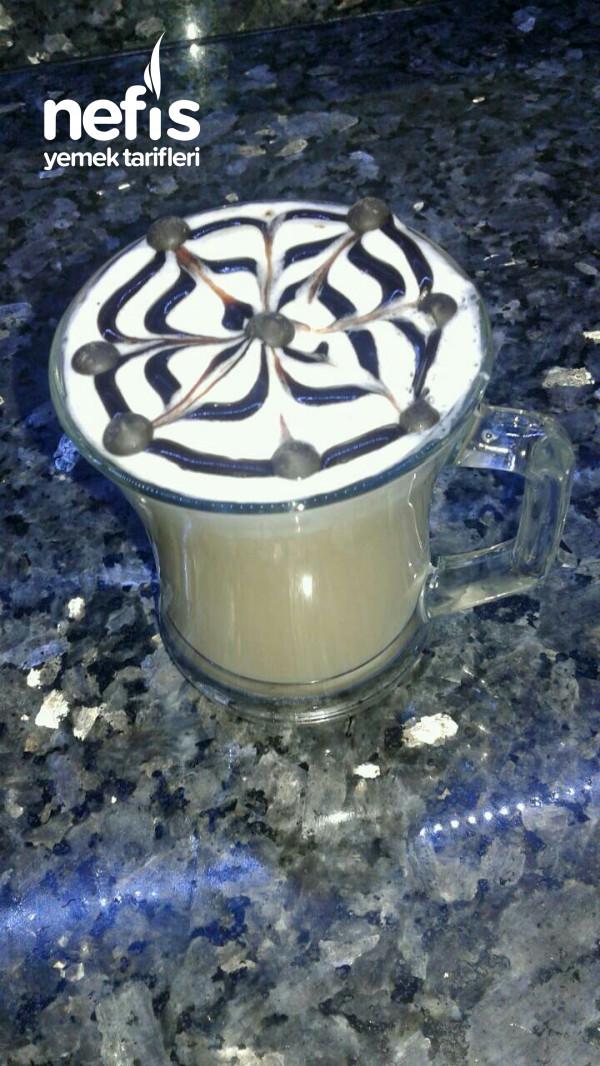 Sütlü Köpüklü Kahvem