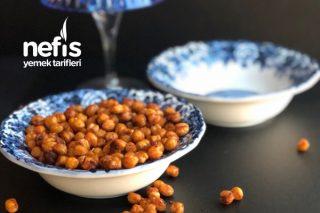 Baharatlı Atıştırmalık Nohut Tarifi