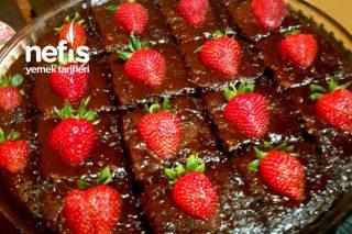 Brownie Kek (Islak Kek) Tarifi
