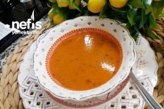 Çok Lezzetli 5 Dakika Çorbası Tarifi