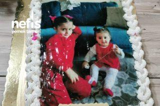 Doğum Günü Pastası (Resimli) Tarifi