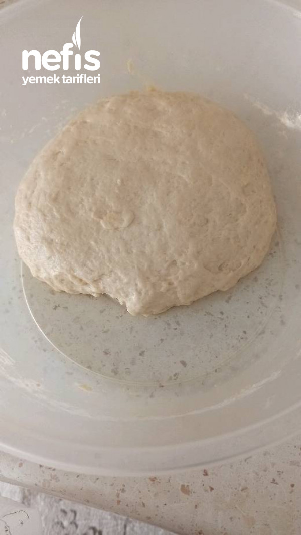 Ev Yapımı Lezzetli Pizza
