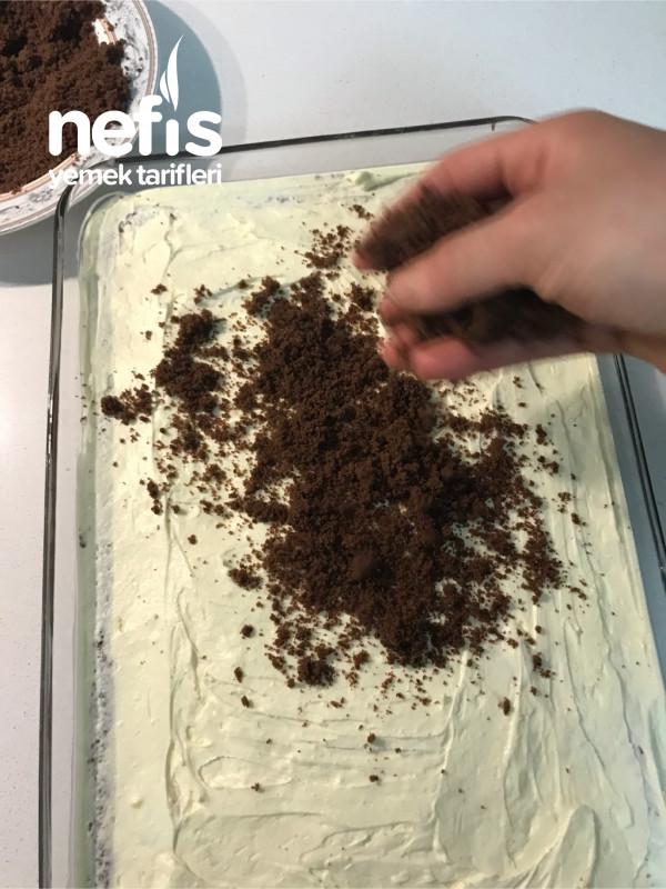 Nefis Borcamda Köstebek Pasta