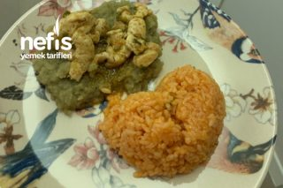 Patlıcan Közlemeli Tavuk (Tavuklu Alinazik) Tarifi