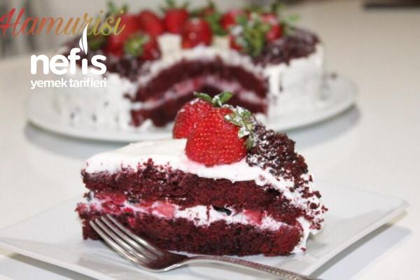Red Velvet Pastası Tarifi