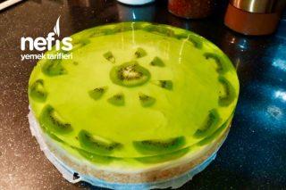 Yeşillim Kivili İrmik Pastası Tarifi