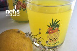 Ferahlatıcı Limonata Tarifi