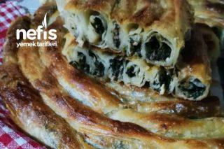 Ispanaklı Peynirli Miss Gibi Çarşaf Böreği Tarifi