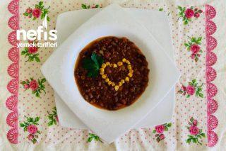 Meksika Fasulye Yemeği Tarifi