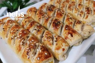 Milföy Börek (Patatesli) Tarifi
