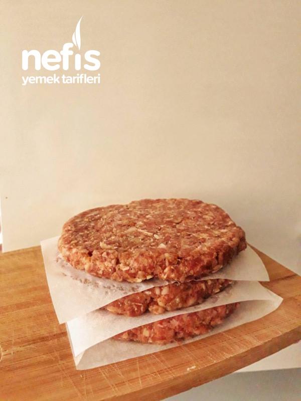 Orjinal Hamburger Köftesi Tarifi