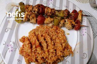 Tavuk Şiş Kebabı Tarifi